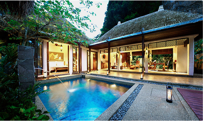 Garden Villa, The Banjaran Hotsprings Retreat
