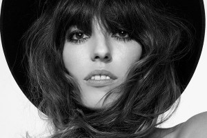 Lou Doillon by Mondino