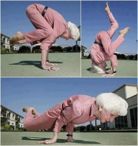 no age for yoga