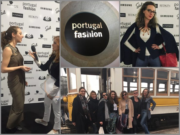 post card from Portugal Fashion Week