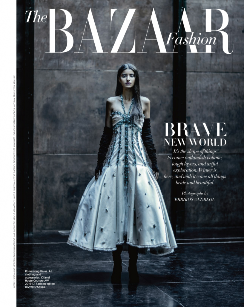 Harpers Bazaar Bride India Couture FW 2016/2017