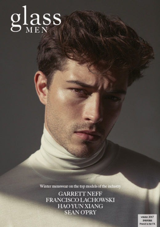Francisco Lachowski - Glass Men Magazine